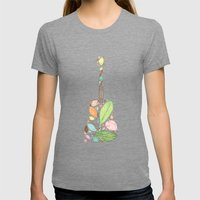 Let Your Guitar Sing B-S… Womens Fitted Tee Tri-Grey SMALL