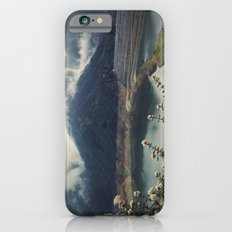 San Gabriel Dam iPhone 6 Slim Case