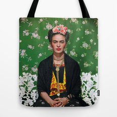 Frida Kahlo Photography I Tote Bag