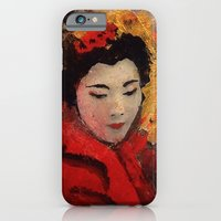iPhone & iPod Case featuring Disappointed Love by Luca Piccini