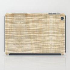 Spalted Maple Wood iPad Case