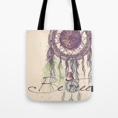 Be Free Tote Bag
