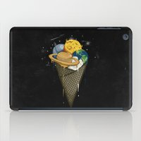 Galactic Ice Cream iPad Case
