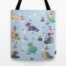 FE - dragons Tote Bag