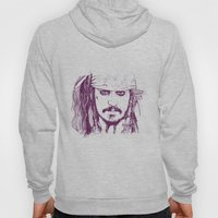 Captain Jack - Pirates of the Caribbean Hoody