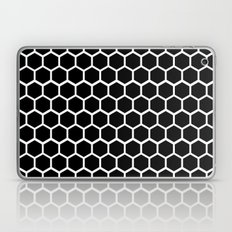 Graphic_Cells Black&White Laptop & iPad Skin