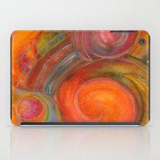 Sounds of Watercolors I iPad Case