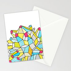 Gem and Mineral Dream Stationery Cards