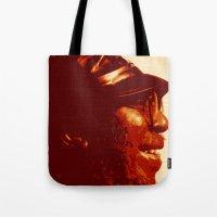 incredible curtis 2! Tote Bag
