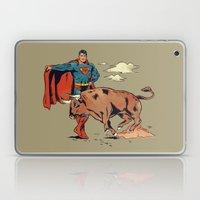 Matador Of Steel Laptop & iPad Skin