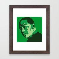 Just Chill... Framed Art Print