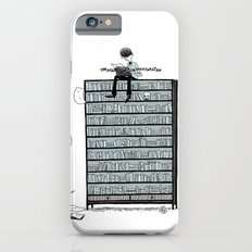 LITTLE DREAMS, BIG BOOKCASE Slim Case iPhone 6s