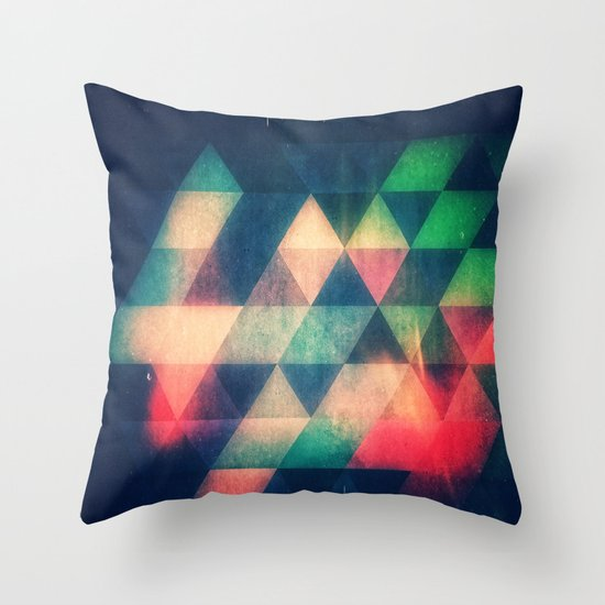Myss Throw Pillow