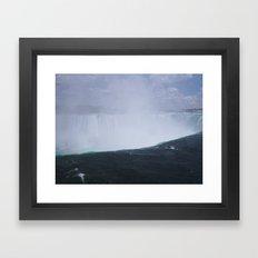 Niagra Falls #2 Framed Art Print