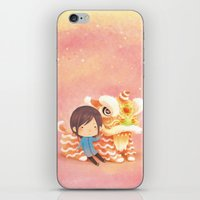 My Pet Lion iPhone & iPod Skin