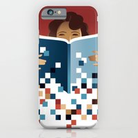 iPhone & iPod Case featuring Print to Pixels by John W. Tomac