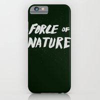 Force Of Nature iPhone 6 Slim Case