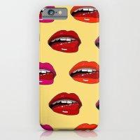 Veronica Lips iPhone 6 Slim Case