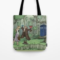 Visions Are Seldom All T… Tote Bag