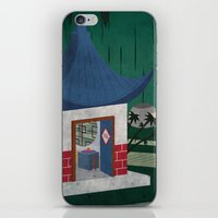 Four Of Seven iPhone & iPod Skin