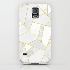 White Stone Galaxy S5 Slim Case