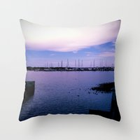 Our Secret Place Throw Pillow