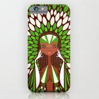 FIFA 2014 Samba Girls Series: Nigeria iPhone 6 Slim Case