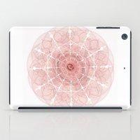 Mandala Rose  iPad Case