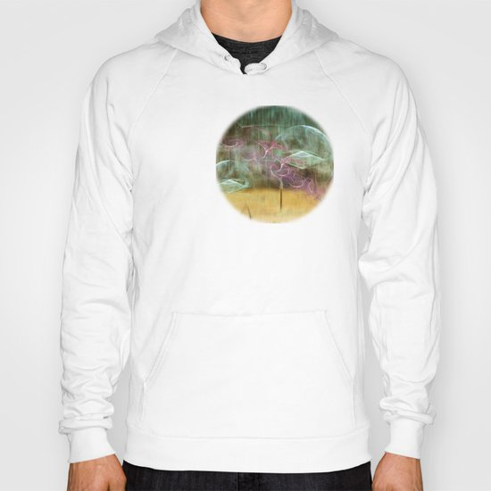 Laundry Line in Abstract  Hoody