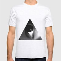 Eye Mens Fitted Tee Ash Grey SMALL