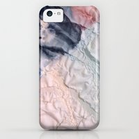 iPhone 5c Cases featuring Folds II by Katie Troisi