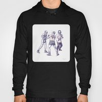 Freud, Jung, And Watts, … Hoody