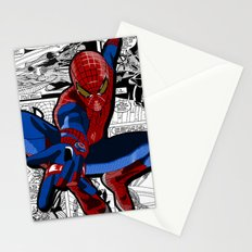 Spider-Man Comic Stationery Cards