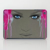 -Hypnotic Eyes- iPad Case