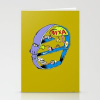 On My Head Stationery Cards