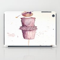 Watercolour iPad Case