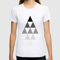 Formation lvl.3 Womens Fitted Tee Ash Grey SMALL