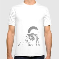 A Different Kind Of Art Mens Fitted Tee White SMALL