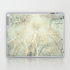 birch trees 1 Laptop & iPad Skin