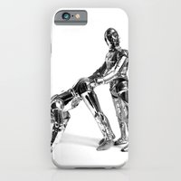 Droid Buttseks iPhone 6 Slim Case