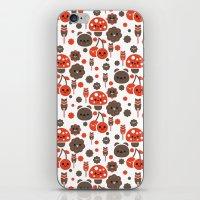 Kawaii Master iPhone & iPod Skin