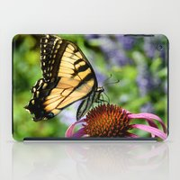 Tiger Swallowtail Butterfly  iPad Case
