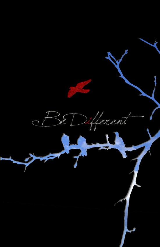 Be Different Art Print