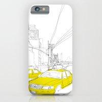 Cross Town Traffic iPhone 6 Slim Case