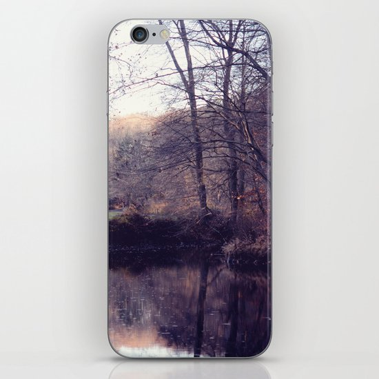 still water iPhone & iPod Skin