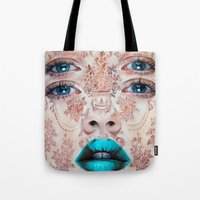 Baroque Perception Tote Bag