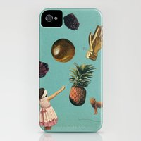 iPhone Cases featuring GOALS by Beth Hoeckel Collage & Design