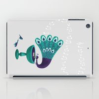 Bird Song iPad Case