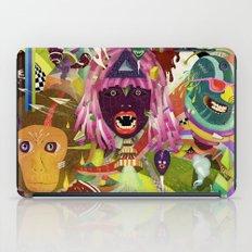 The Circus #02 iPad Case