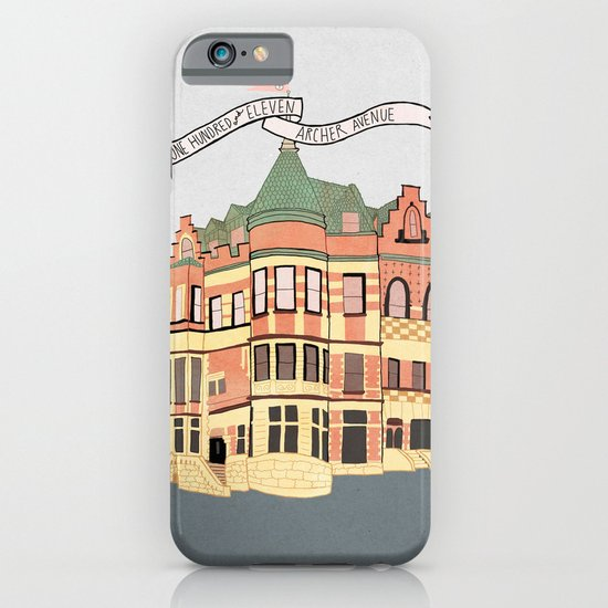 Archer Avenue iPhone & iPod Case